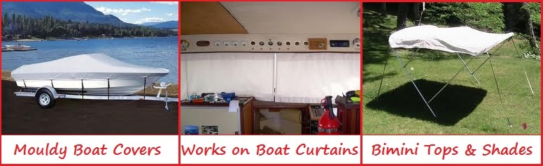 Mould Remover For Boat Biminis Boat Covers And Curtains